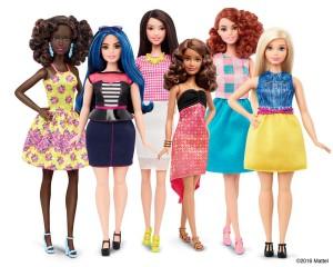 The Doll Evolves- Barbie