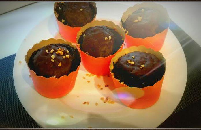 Muffin al cioccolato