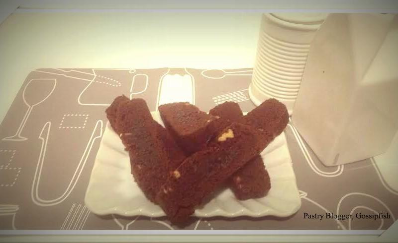 Brownie cacao e noci