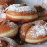 Pastry Blogger, crema al cioccolato easy per Sufganiot