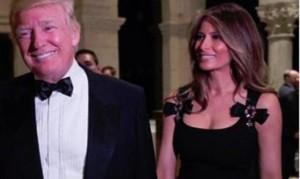 Donald Trump e Melanie