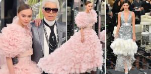 Paris Haute Couture. Chanel