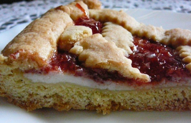 Pastry Blogger, Crostata di ricotta e visciole