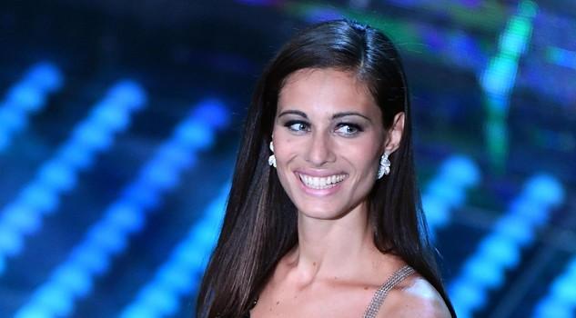 Marica Pellegrinelli- Sanremo 2017