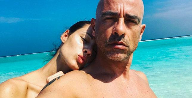 Eros Ramazzotti e Marica