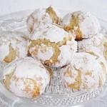 Pastry Blogger: Amaretti Morbidi, l'incanto di un pasticcino!