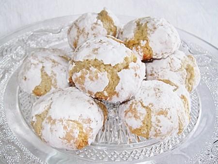 Pastry Blogger-Amaretti Morbidi