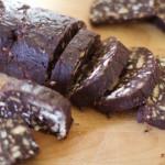 Pastry Blogger, Salame al cioccolato: infinita bontà!