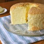 Pastry Blogger, la soffice Chiffon Cake: il ciambellone delle meraviglie!