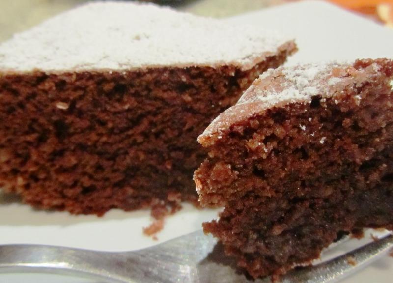 Torta Giuditta for Pesach