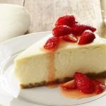 Pastry Blogger, la Cheesecake cruda trionfo di sapore per Shavuot