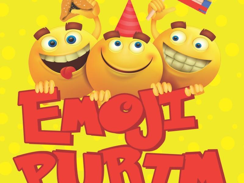 Emoji-Purim-Party