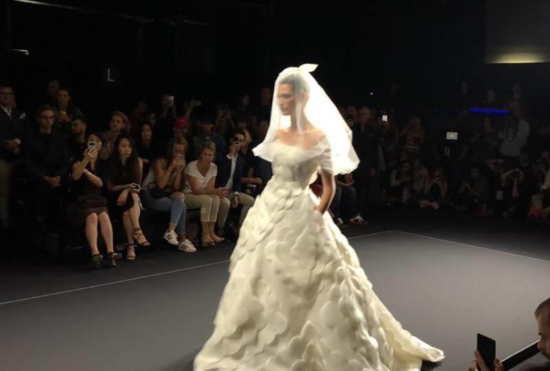 Sylvio Giardina, Altaroma Haute Couture
