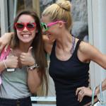 """Michelle Hunziker nostalgica:""""Aurora oggi sei una donna…"""""""
