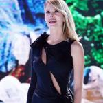 Isola dei Famosi 11, Alessia Marcuzzi outfit Versace troppo hot