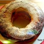 Pastry Blogger, Ciambellone alla ricotta soffice profumo di casa