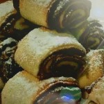 Pastry Blogger: Girelle di Pizza alla Nocella/Nutella sorprendetevi di golosità!