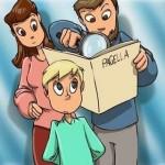 Mamma Imperfetta: va in scena il Pagella Day!