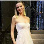 Christiane Filangieri incanta con l'abito in tulle: outfit realizzato da ..